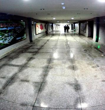 抚州火车站地下人防工程